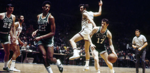 Running Man – The John Havlicek Interview